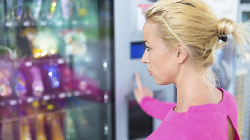 5 ways the 'Internet of Things' transformed the vending machine